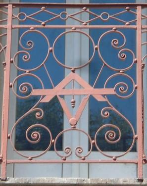 Balcon de St Affrique 3