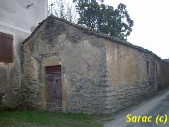 Chapelle de Mélac