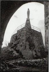 Château de Gozon et sa chapelle 2