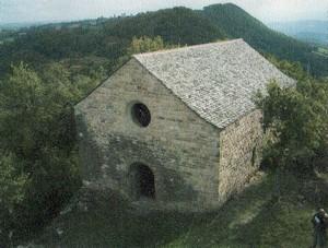 Château de Gozon et sa chapelle 4