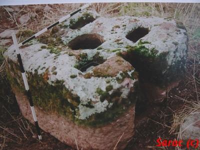 Contrepoids du Mas de Babeau (Rebourguil)