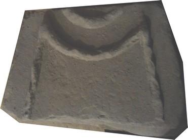 Bloc sculpté