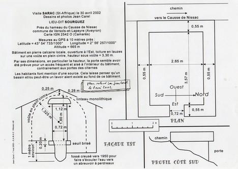 Fontaine de Sourguez 1