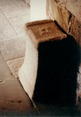 Gissac autel gallo romain
