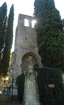 Lapeyre clocher de St Caprais
