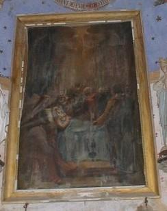 Olonzac Vierge SARAC
