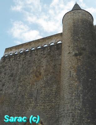 Machicoulis sarac