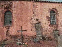 St Michel de Lendesque cimetière