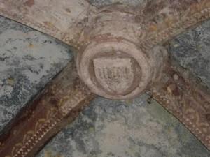 St Rome de Berlières détail